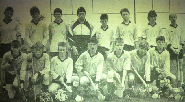 North & County U16A Hurling Winners 1990