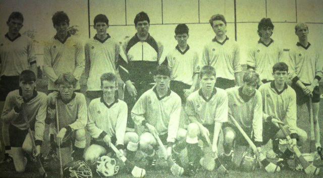 Éire Óg regain under-16 title (1990)