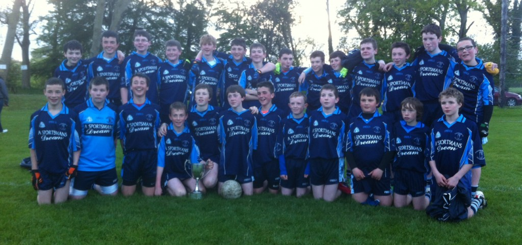 2013 Under-14A Football Champions