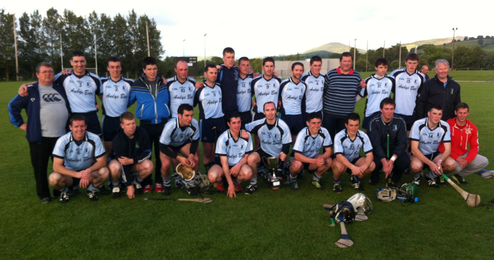 Éire Óg 2013 North Tipperary Junior A League Champions