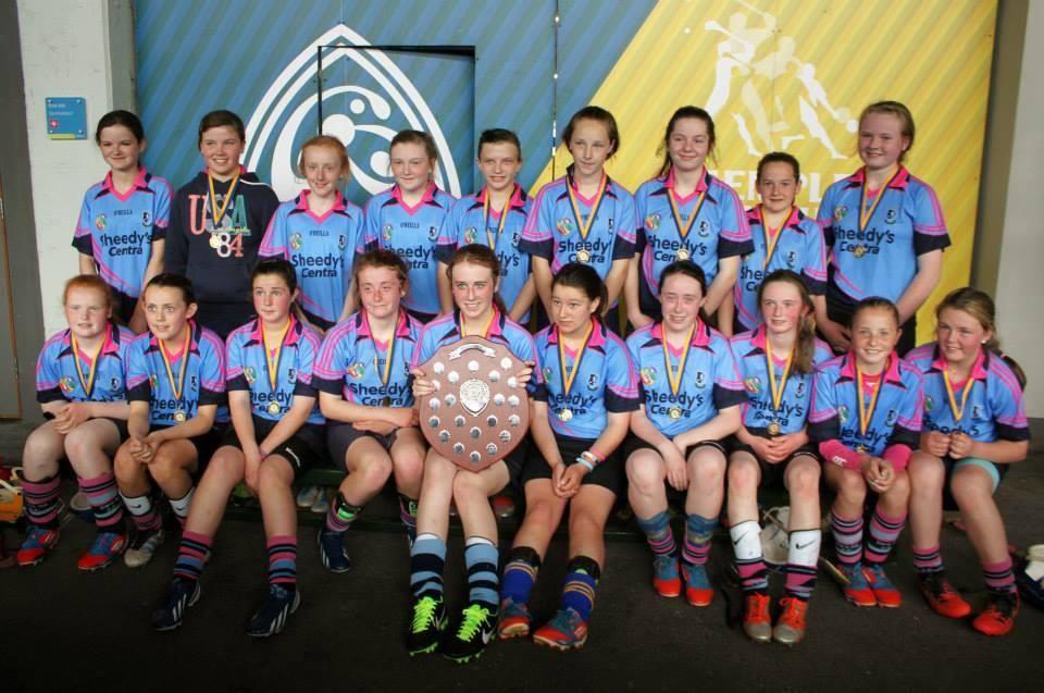 St Mary's U13 Cumann mBunscoil champions 2013