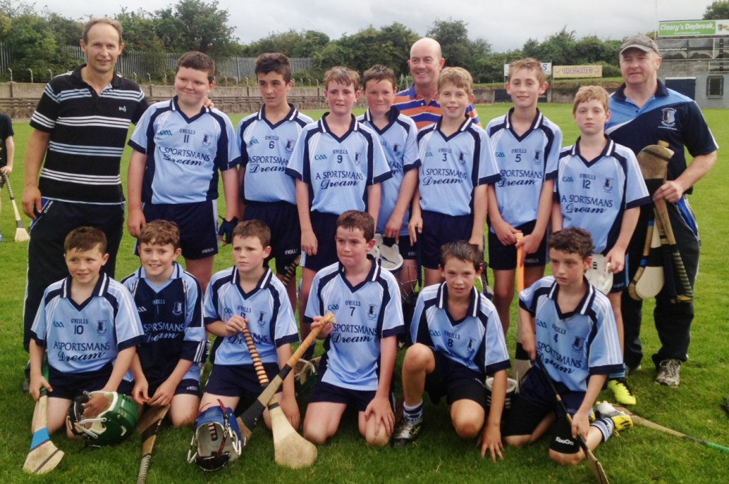 Nenagh Éire Óg - under-12 north Tipperary group one finalists