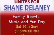 Nenagh sport unites for Shane Delaney