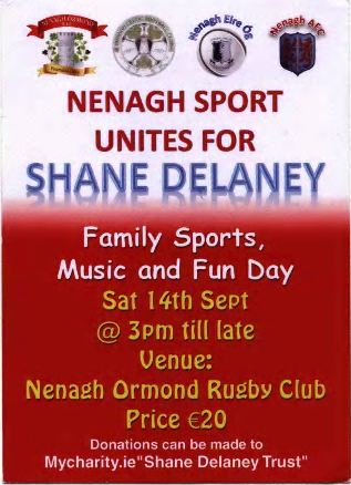 Shane Delaney