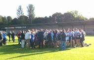 The Blues go through to the county semi-final following one-point win over 2011 champions Drom & Inch