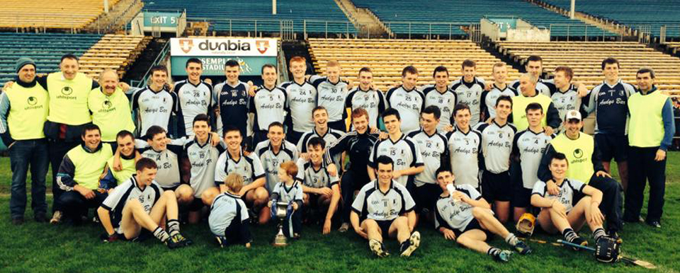Nenagh Éire Óg - 2013 county minor A hurling champions.
