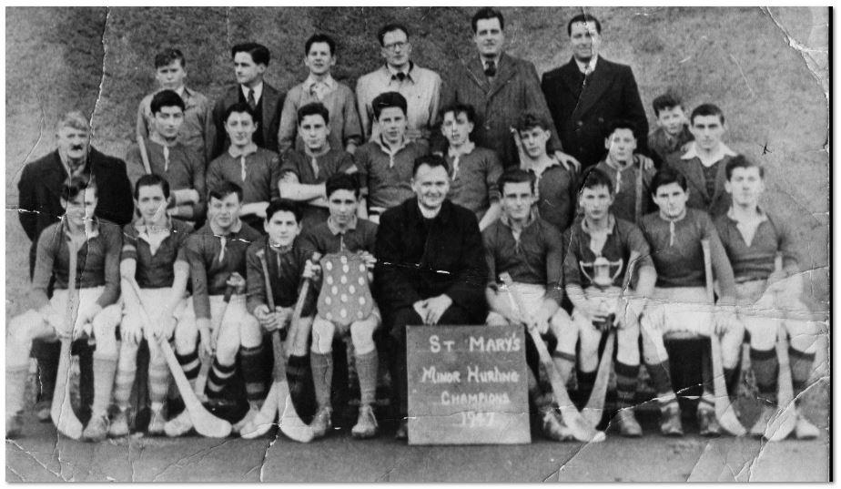 1947 minors