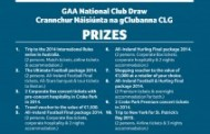 Nenagh Éire Óg participating in national club draw