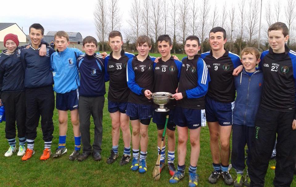Nenagh Members Of The Croke Cup Winning Team