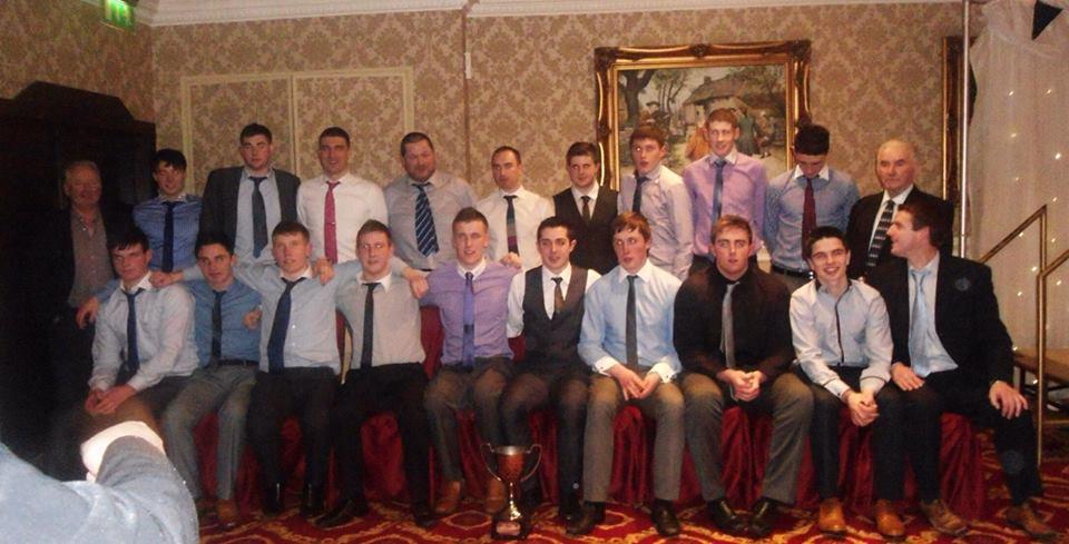 Junior A League Champions