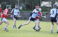Nenagh Éire Óg junior B hurlers taste first league defeat