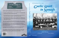 Book launch: Éire Óg prepare to launch a history of Gaelic sport in Nenagh on December 7th