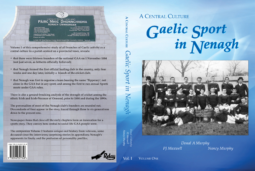 Book Cover Volume 1