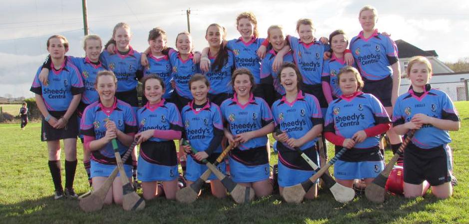 Nenagh Éire Óg U14 Team