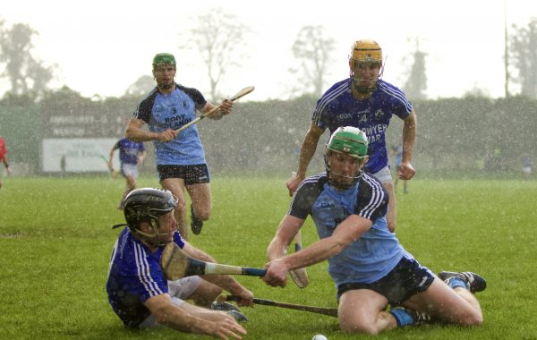 Paddy Murphy in action against Éire Óg Annacarty in 2019 ©www.sportsfocus.ie