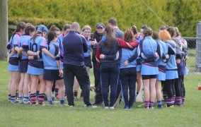 Intermediate Camogie Secure Victory over Neighbours