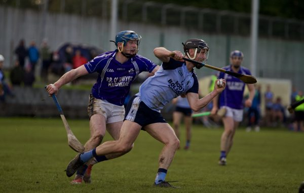 Michael Heffernan in action on Saturday against Éire Óg Annacarty Donohill