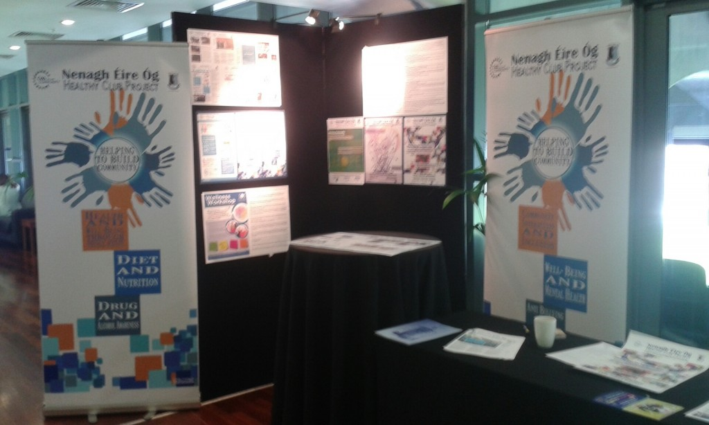 HCP Stand