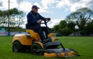 Old Betsey the Lawn Mower has cut her final blade of grass