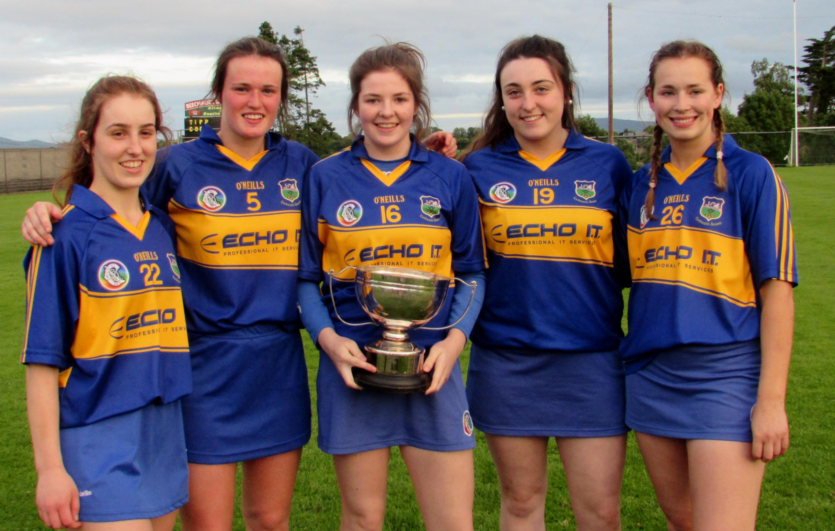 Nenagh Camogie Well Represented as Tipp Crowned Munster Intermediate Champions