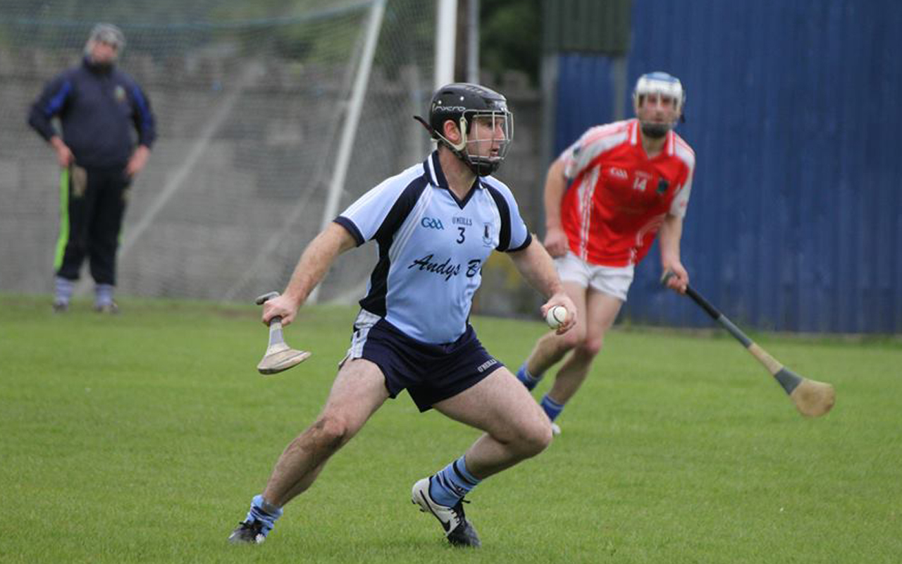Éire Óg lose out to a strong Ballina side