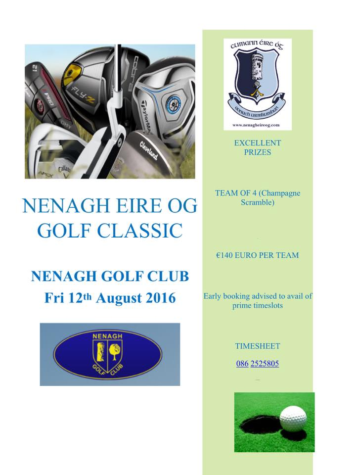 Nenagh Golf Classic