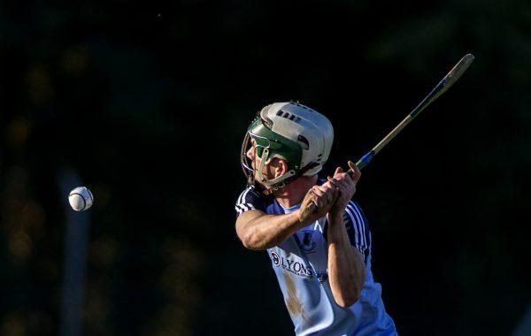 Niall McKeogh clears his lines ©Padraig Hogan