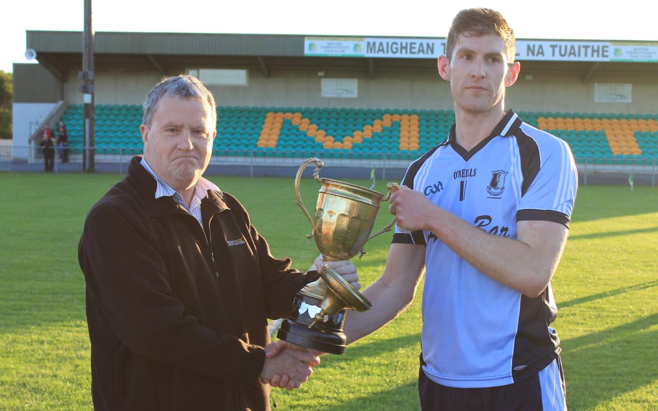 Éire Óg crowned Dr Fogarty Cup champions