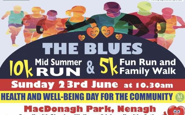 Blues Run Sponsored by HSE