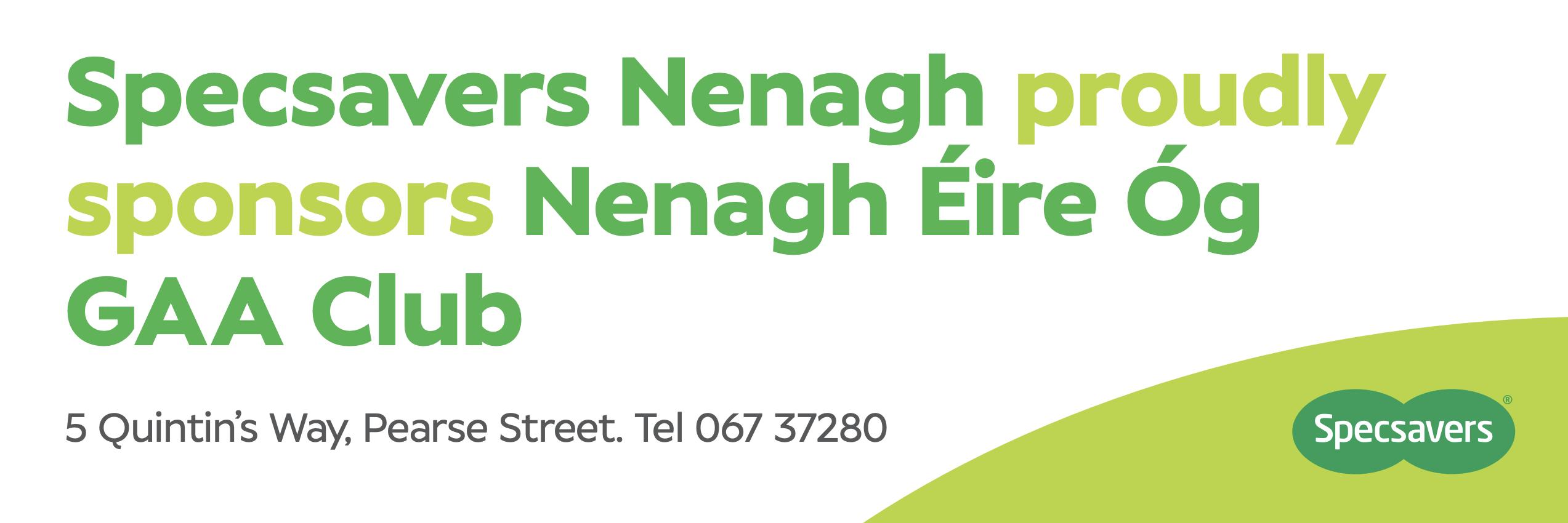 News | Nenagh Éire Óg