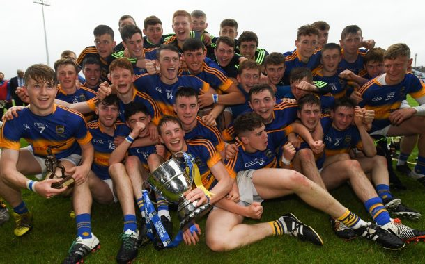 Éire Óg Star Shines Brightly as Tipp Minors Claim Munster Crown