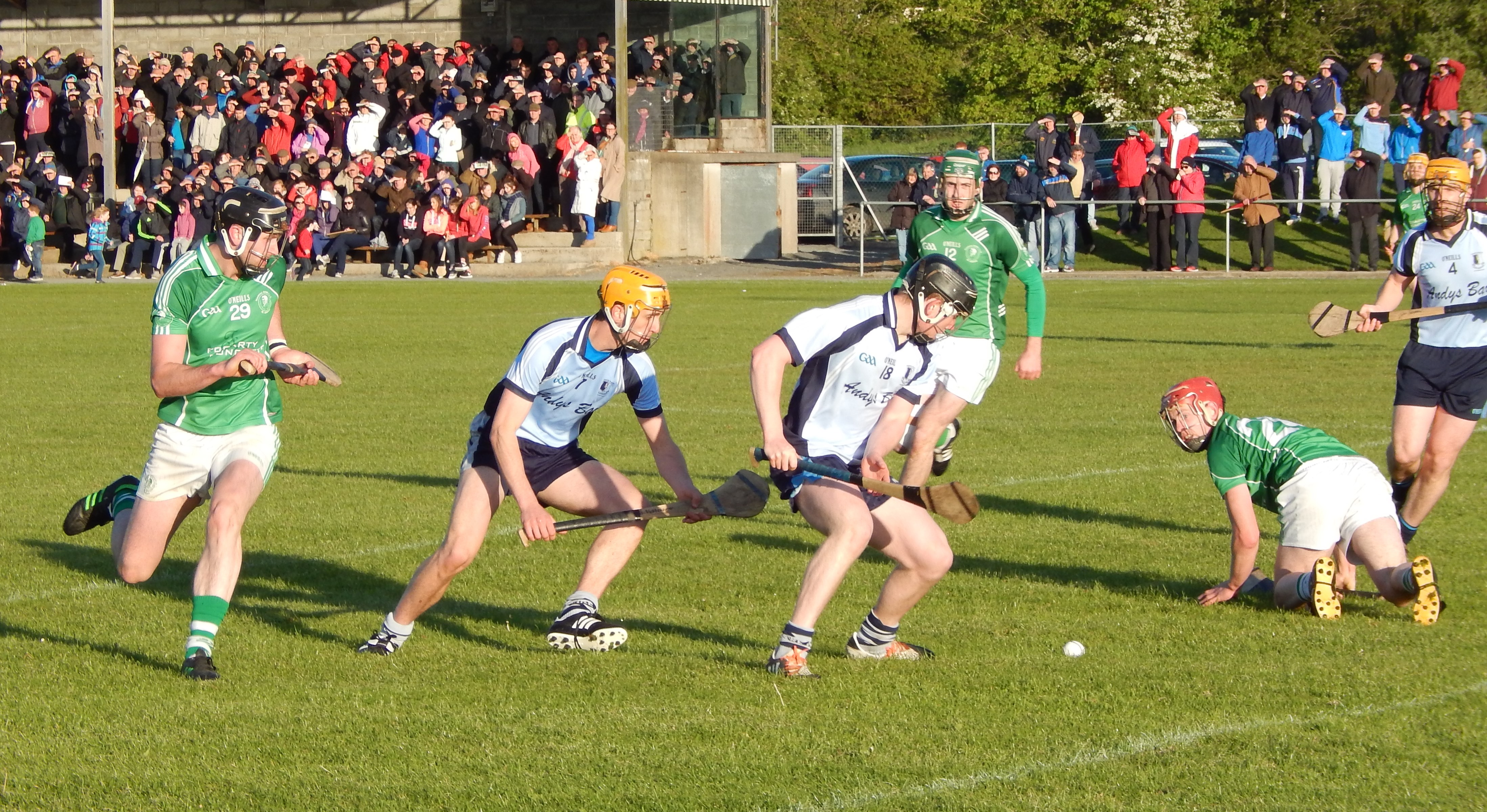 Six-point defeat to Templederry knocks Éire Óg out of the north championship